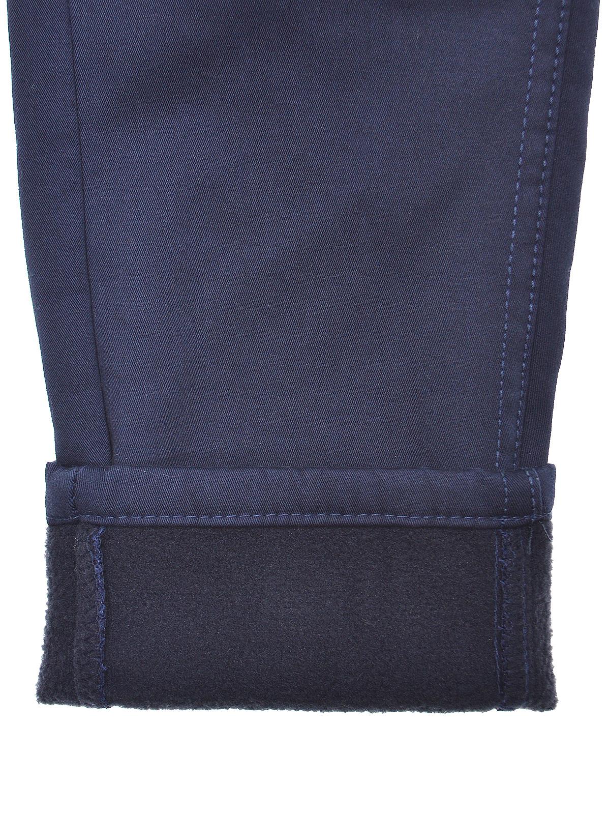 Enfants-Chino-THERMO-d-039-hiver-Pantalons-Garcons-Pantalon-Doublure-Stretch-Reglable-22904 miniature 4