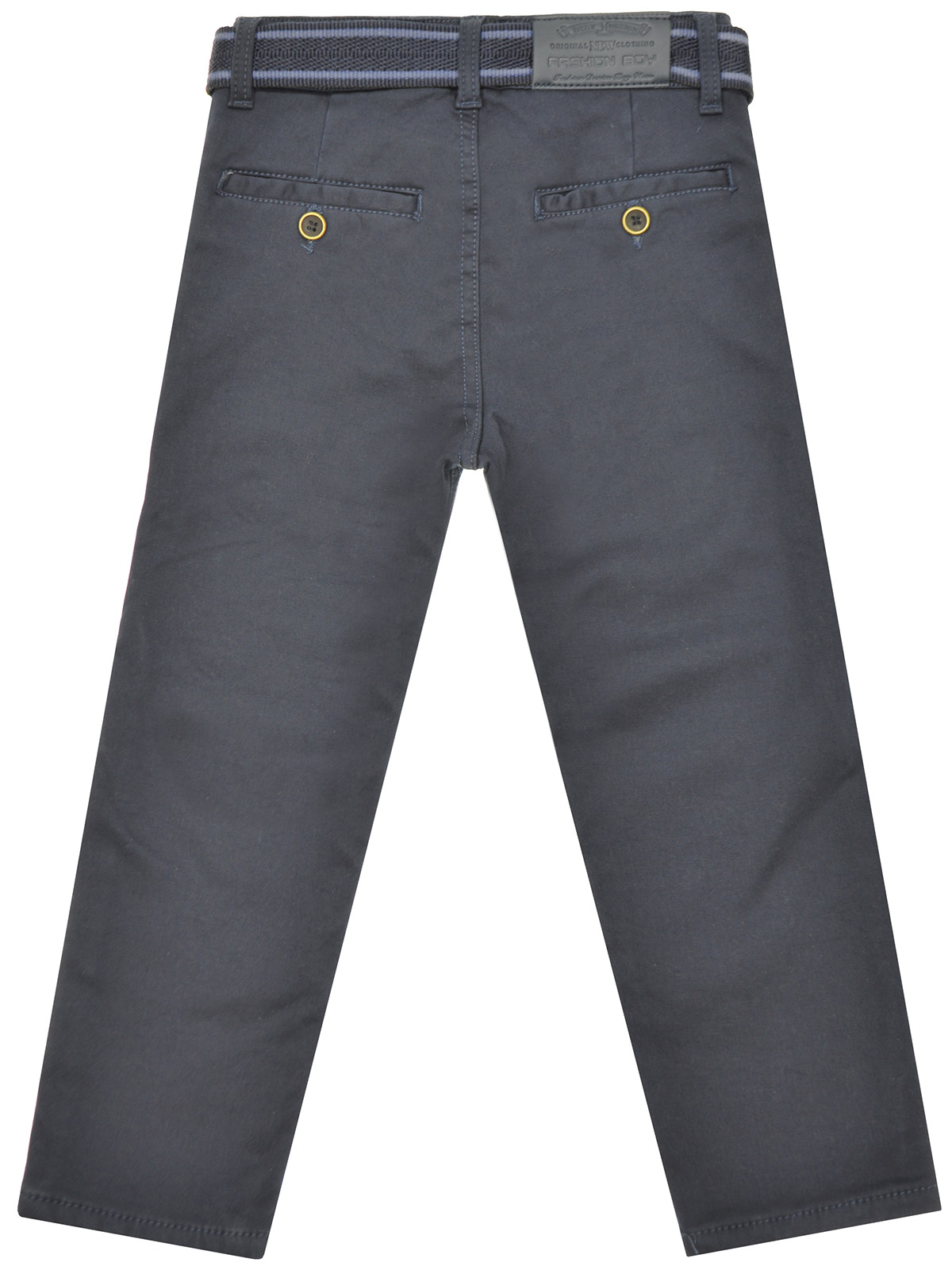 Enfants-Chino-THERMO-d-039-hiver-Pantalons-Garcons-Pantalon-Doublure-Stretch-Reglable-22904 miniature 8