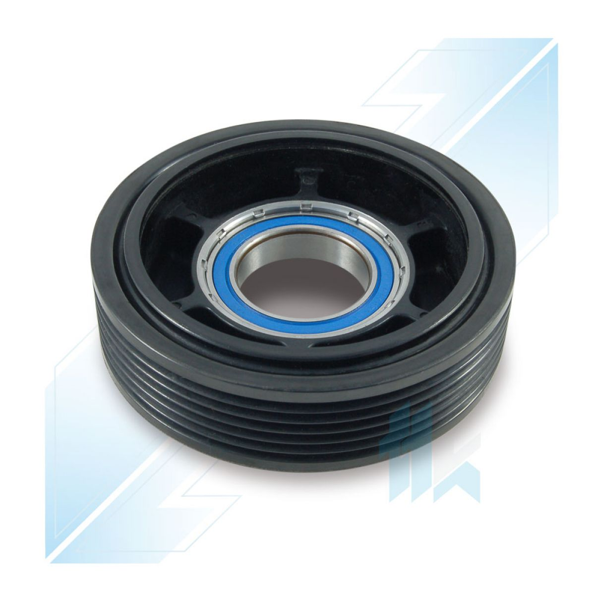 A//C Compressor Pulley fits BMW 125i F20 320i 328i 330d F30 X3 F25 64529216467