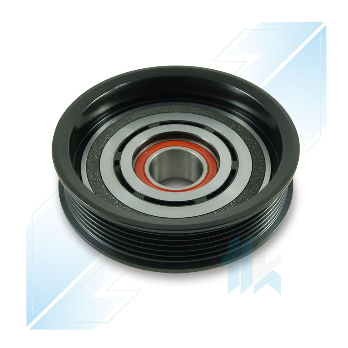 A//C Compressor Pulley for Hyundai Tucson JM KIA Sportage JE 2.7 2004-976432E300