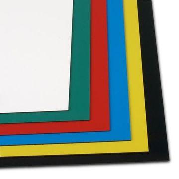 WOW universal Magnetfolie einseitig selbstklebend  DIN A4 zuschneidbar