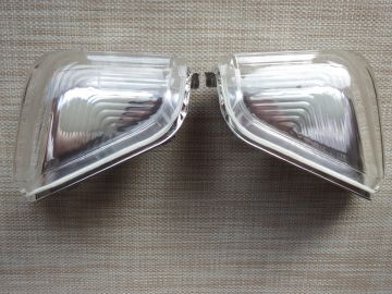 NUOVO FRECCE aussenspiegel destra luce intermittente bianca per VW Crafter 2e0953050a