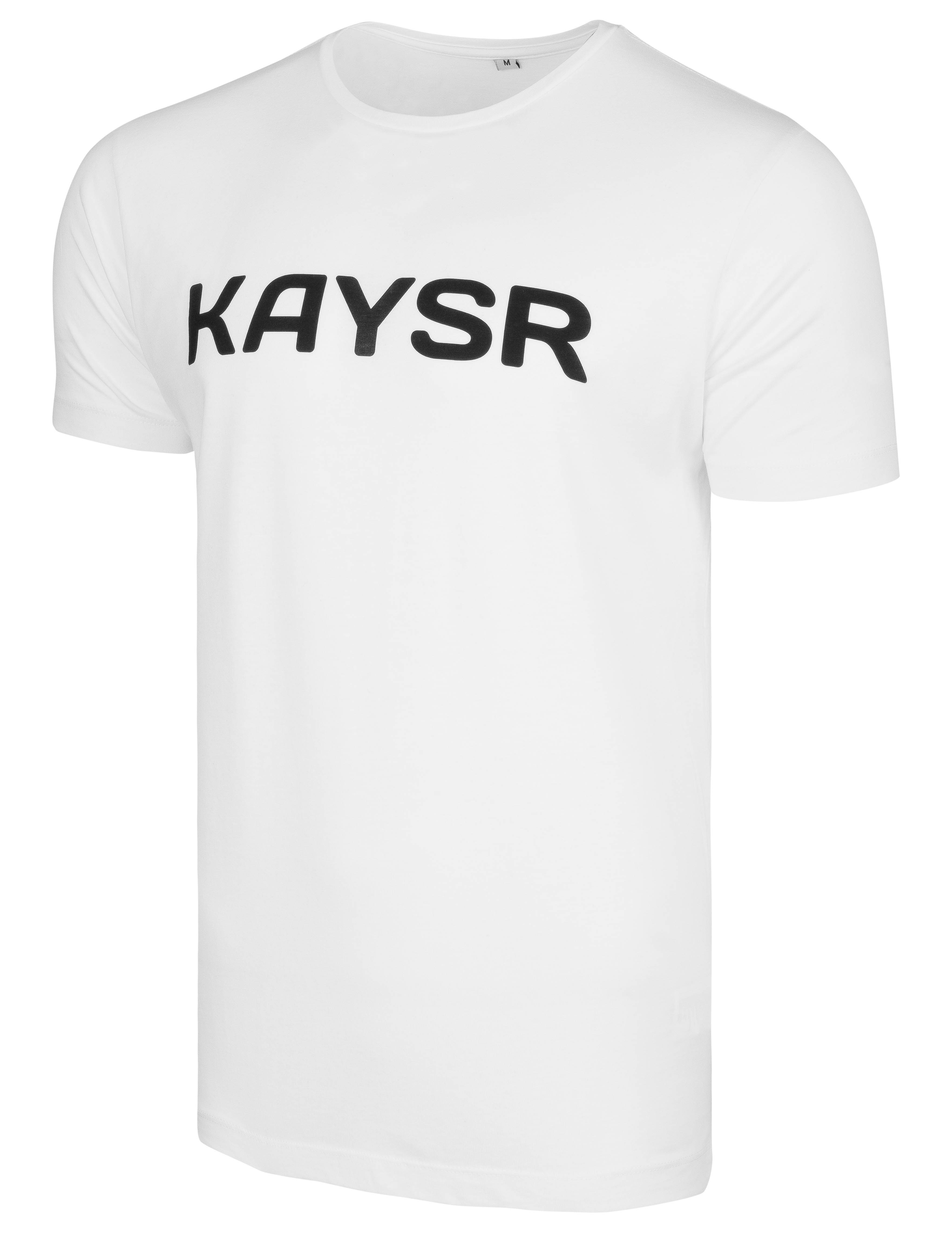 Shirt Herren Print Kurzarmshirt Casual Kurzarm Rundhals Logo Aufdruck Übergöße