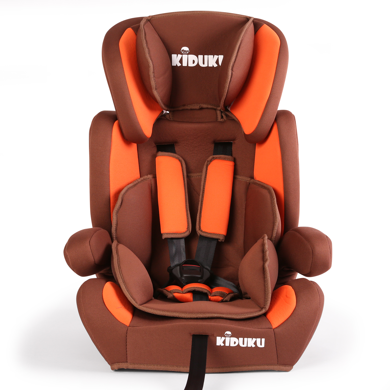miniatura 5 - KIDUKU® Seggiolino auto cresce con il bambino sedile universale Gruppo 1+2+3
