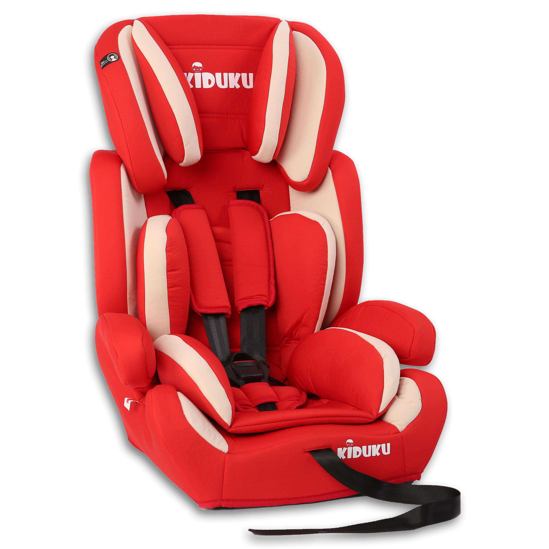 miniatura 12 - KIDUKU® Seggiolino auto cresce con il bambino sedile universale Gruppo 1+2+3