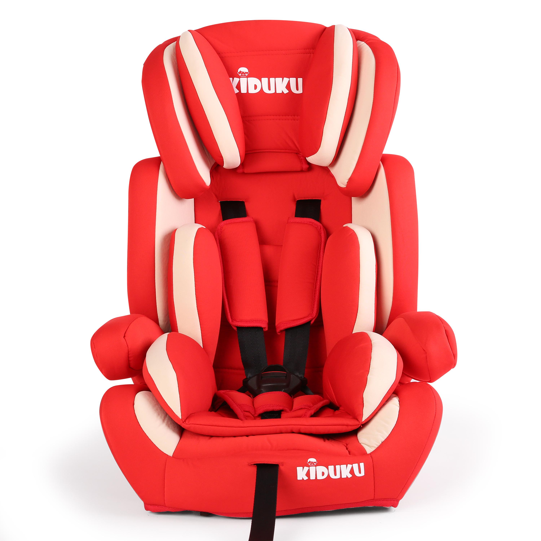 miniatura 14 - KIDUKU® Seggiolino auto cresce con il bambino sedile universale Gruppo 1+2+3