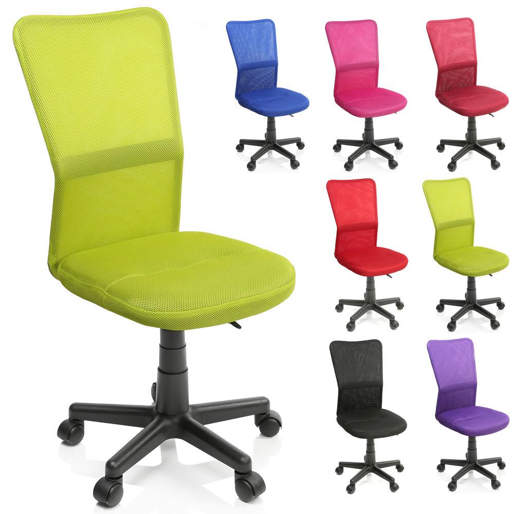 TRESKO® Sedia da ufficio sedia da scrivania girevole Verde ...