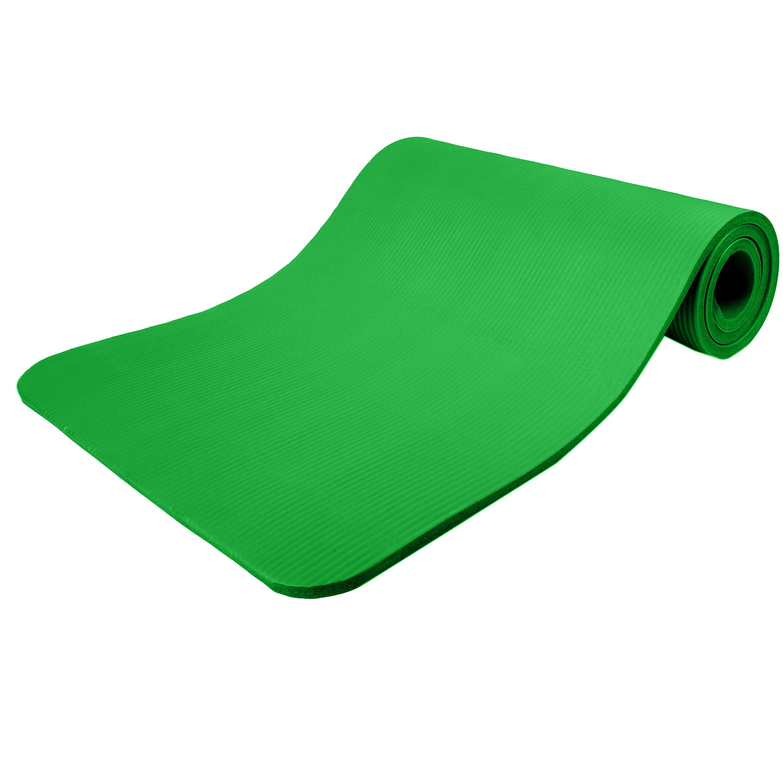 Yogamatte-Fitnessmatte-Gymnastikmatte-Pilates-Sportmatte-Bodenmatte-PHTHALATFREI Indexbild 43
