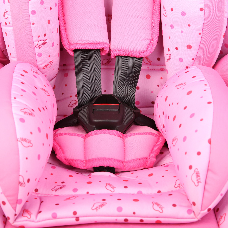 miniatura 36 - KIDUKU® Seggiolino auto cresce con il bambino sedile universale Gruppo 1+2+3