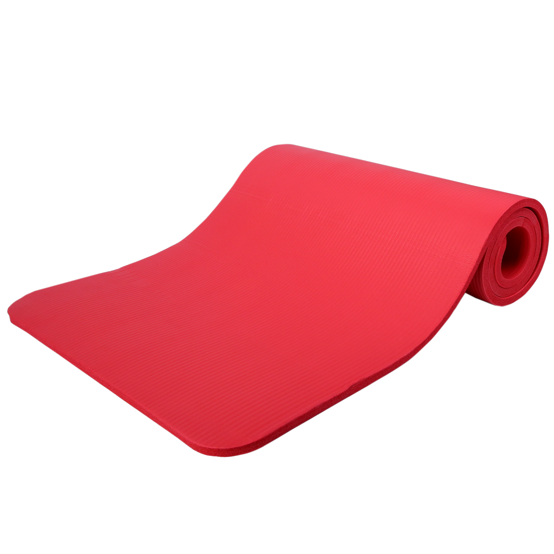 Yogamatte-Fitnessmatte-Gymnastikmatte-Pilates-Sportmatte-Bodenmatte-PHTHALATFREI Indexbild 24