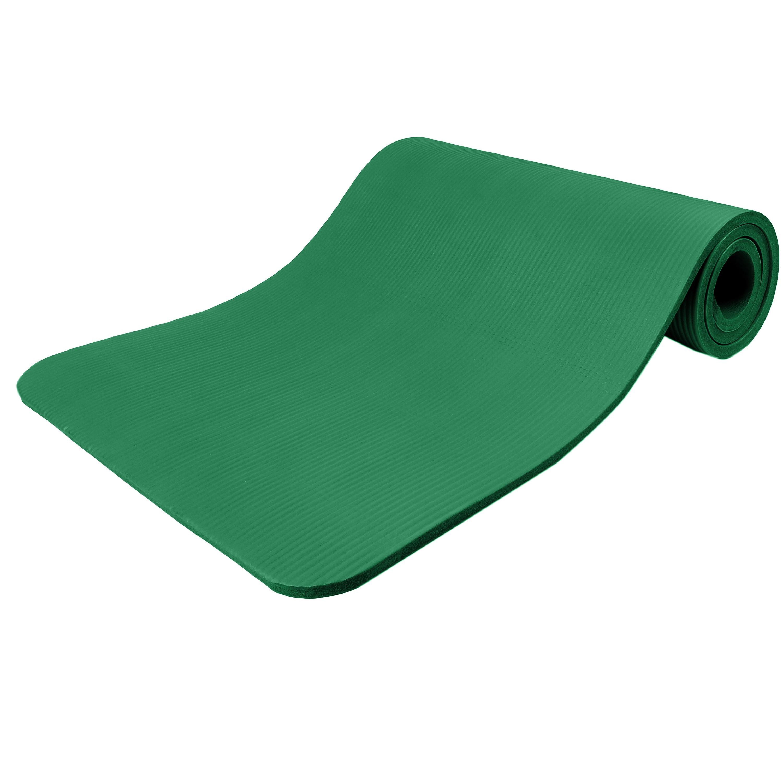 Yogamatte-Fitnessmatte-Gymnastikmatte-Pilates-Sportmatte-Bodenmatte-PHTHALATFREI Indexbild 39