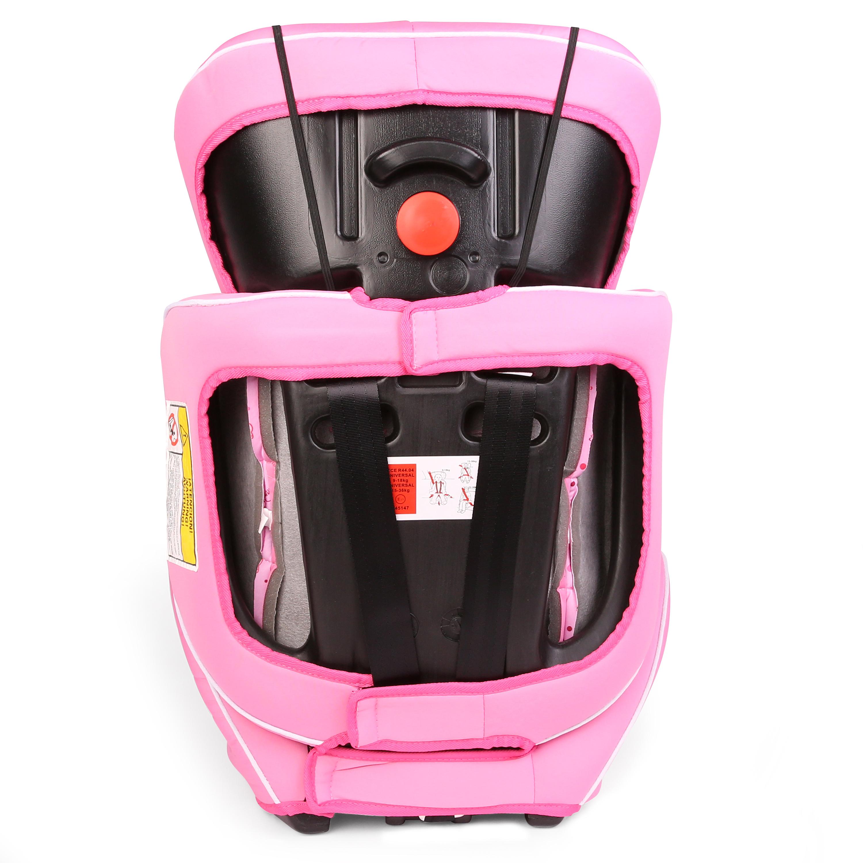 miniatura 37 - KIDUKU® Seggiolino auto cresce con il bambino sedile universale Gruppo 1+2+3