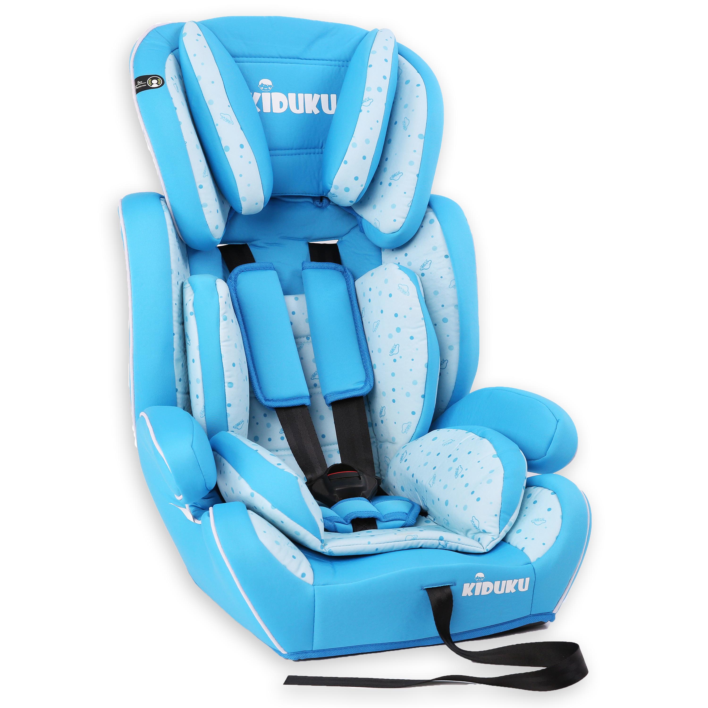 miniatura 21 - KIDUKU® Seggiolino auto cresce con il bambino sedile universale Gruppo 1+2+3