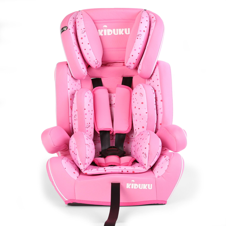 miniatura 33 - KIDUKU® Seggiolino auto cresce con il bambino sedile universale Gruppo 1+2+3