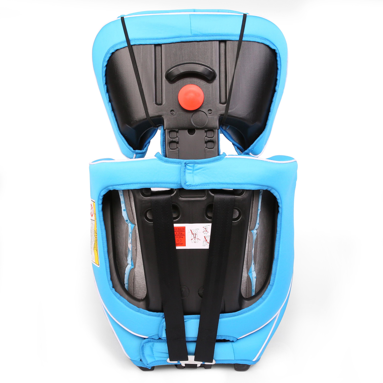 miniatura 23 - KIDUKU® Seggiolino auto cresce con il bambino sedile universale Gruppo 1+2+3