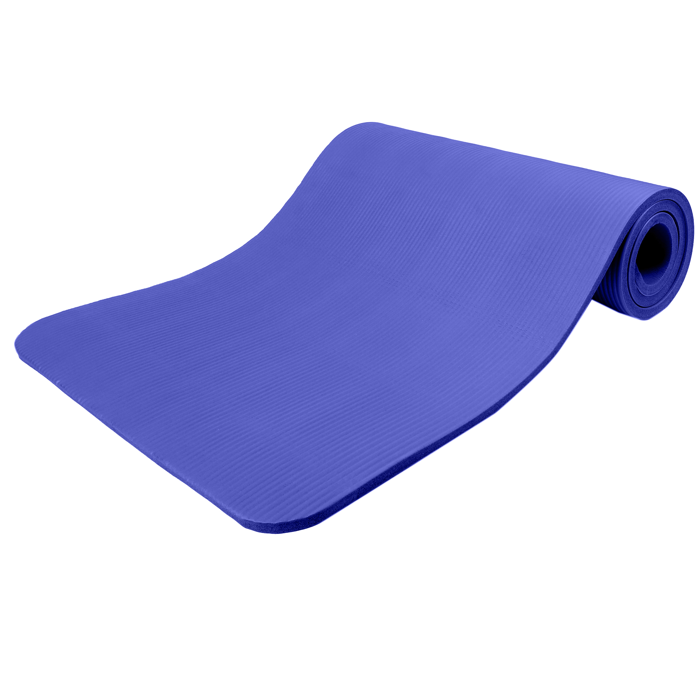 Yogamatte-Fitnessmatte-Gymnastikmatte-Pilates-Sportmatte-Bodenmatte-PHTHALATFREI Indexbild 51