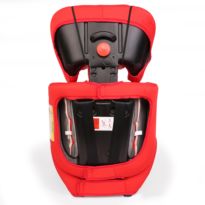 miniatura 18 - KIDUKU® Seggiolino auto cresce con il bambino sedile universale Gruppo 1+2+3