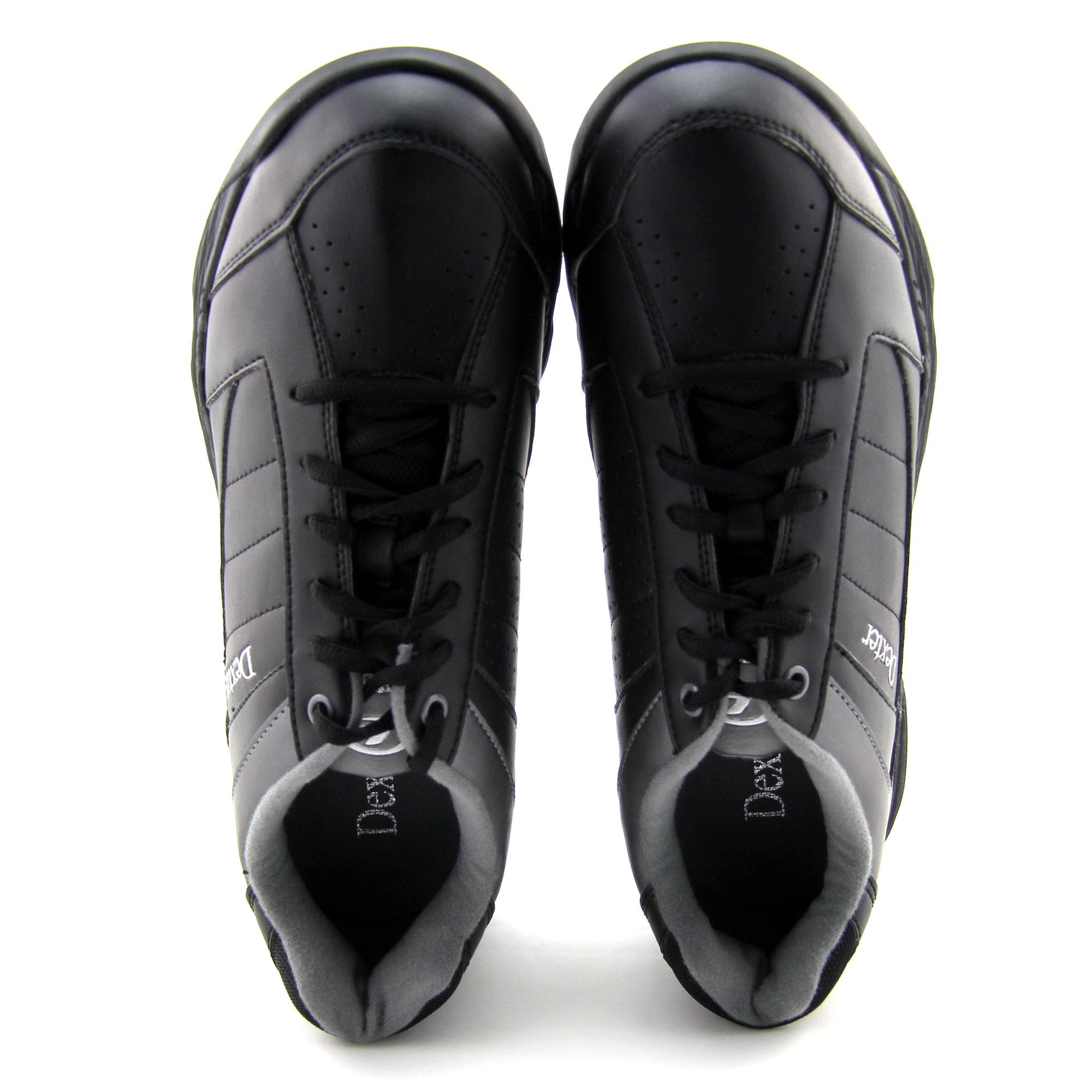 Herren-Bowlingschuhe-Dexter-Ricky-IV-black-alloy-sehr-leicht-und-bequem Indexbild 12