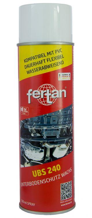 FERTAN UBS 240 Unterboden Schutzwachs 500 ml Spray - Bild 1