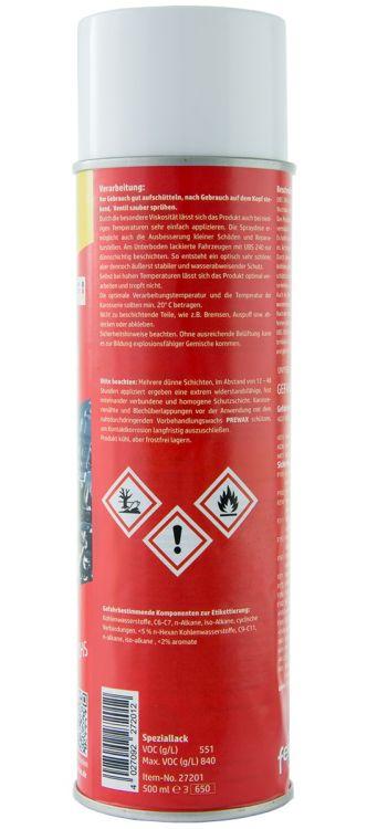 FERTAN UBS 240 Unterboden Schutzwachs 500 ml Spray - Bild 2