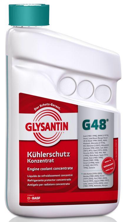 basf glysantin g48 1 5 liter k hlerschutz konzentrat. Black Bedroom Furniture Sets. Home Design Ideas