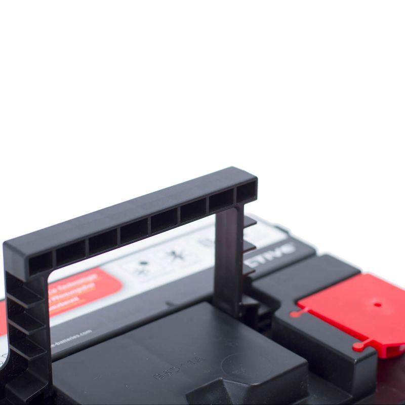 ective epc64p 12v 64ah autobatterie starterbatterie kfz. Black Bedroom Furniture Sets. Home Design Ideas