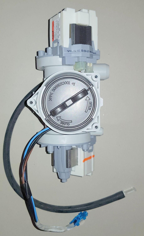 Pump Assembly für LG F1447TD01.ABWQEDG Laugenpumpe Waschmaschine