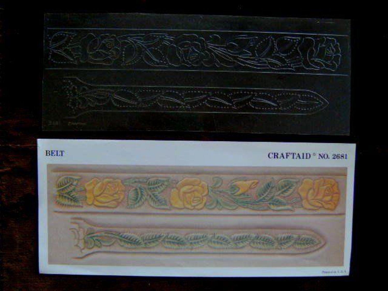 Punzierschablonen Kunststoff Larp Ma Wikinger 11 50 6