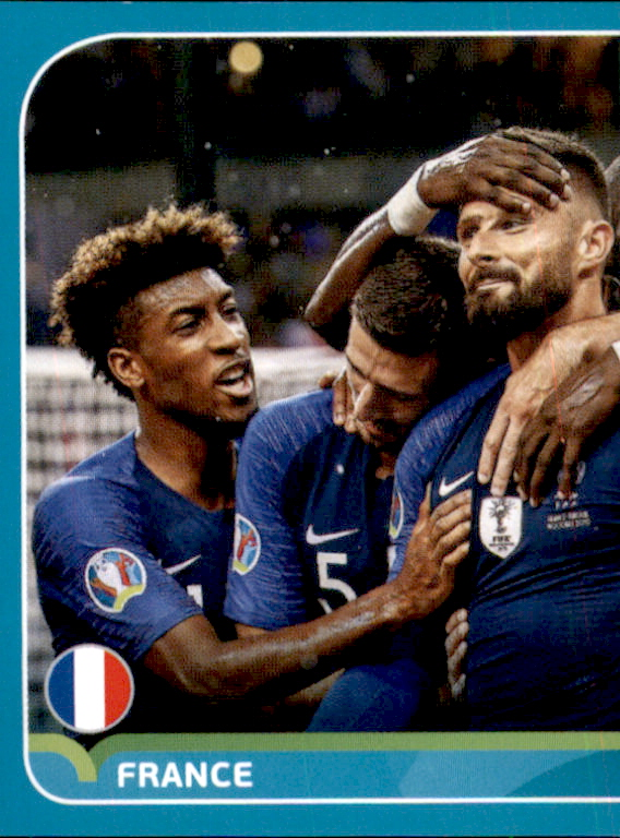 Panini-EURO-2020-PREVIEW-Einzelsticker-FRA-SUI-zum-aussuchen-to-choose Indexbild 5