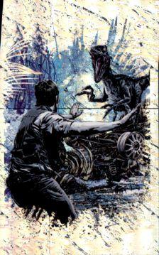 PANINI-Jurassic World Série 2-Sticker 60