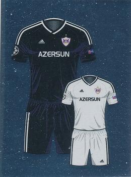 Champions League Sticker 17//18-538 Jakub Rzezniczak Qualifying Teams