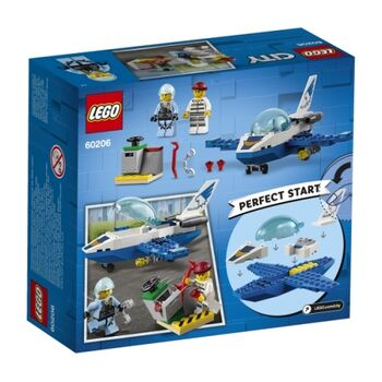 NEU & OVP ! 60206 Polizei Flugzeugpatrouille LEGO® City