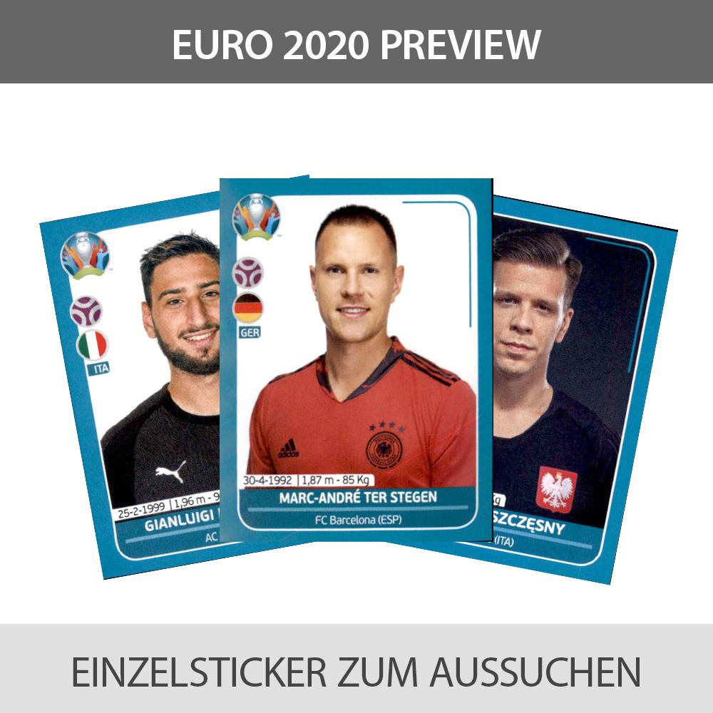 Panini-EURO-2020-PREVIEW-Einzelsticker-FRA-SUI-zum-aussuchen-to-choose
