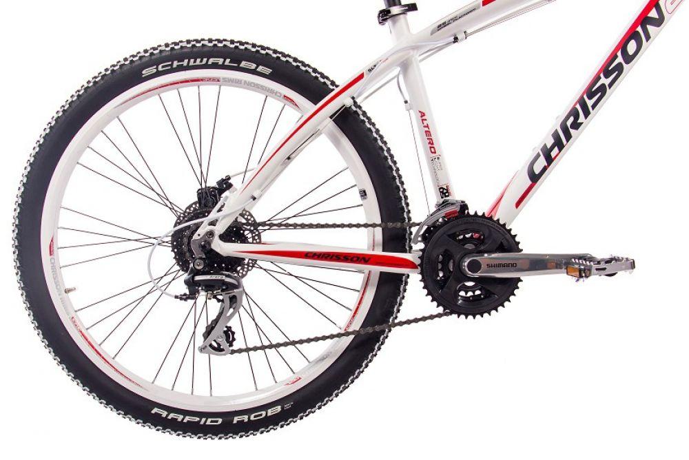 26 zoll mtb alu mountainbike unisex fahrrad chrisson. Black Bedroom Furniture Sets. Home Design Ideas