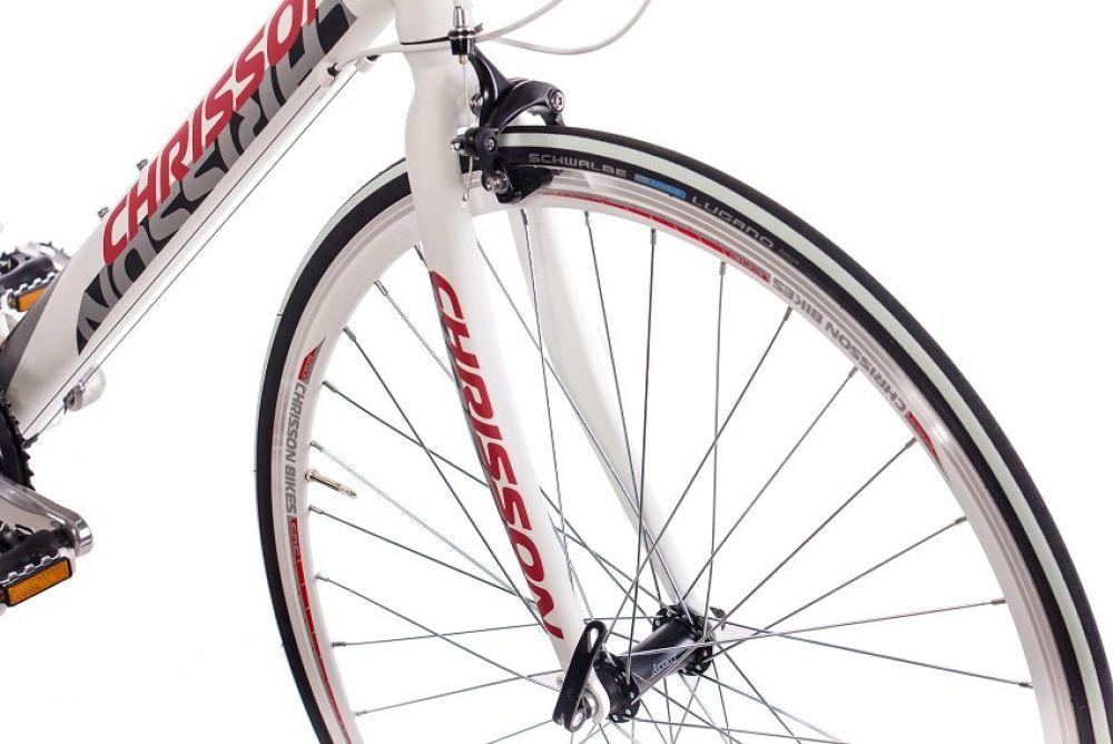 28 rennrad fahrrad fitness bike alu chrisson airwick 2015. Black Bedroom Furniture Sets. Home Design Ideas