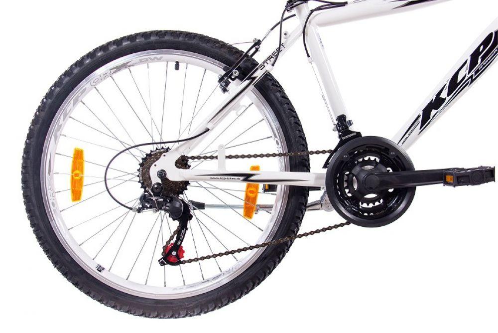 24 zoll mtb mountainbike kinderrad alu fahrrad kcp street. Black Bedroom Furniture Sets. Home Design Ideas