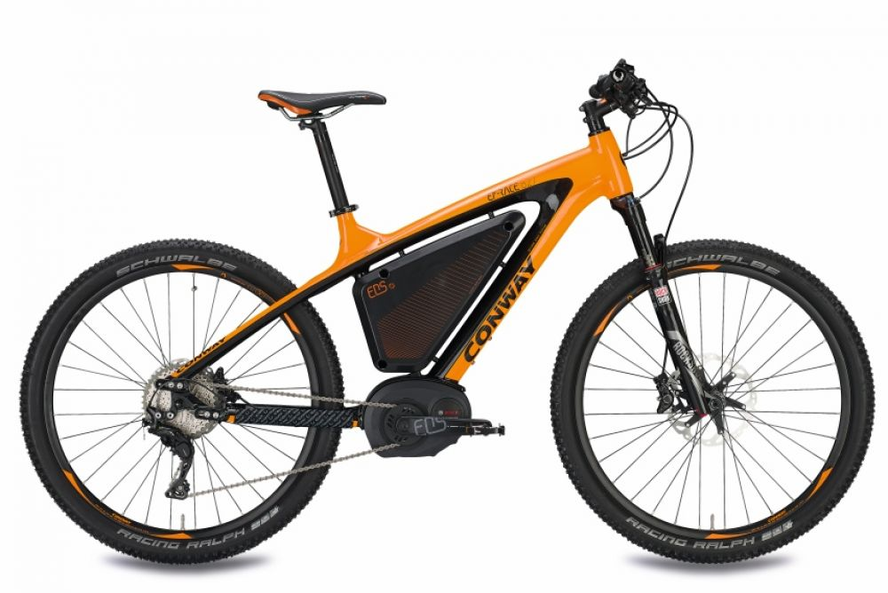 27 5 zoll e bike mountainbike conway emr827 mit 11g deore. Black Bedroom Furniture Sets. Home Design Ideas