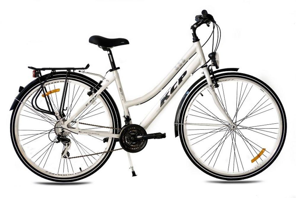 28 zoll city bike cityrad trekkingrad herrenrad fahrrad kcp ara weiss b ware 4250585415546 ebay. Black Bedroom Furniture Sets. Home Design Ideas