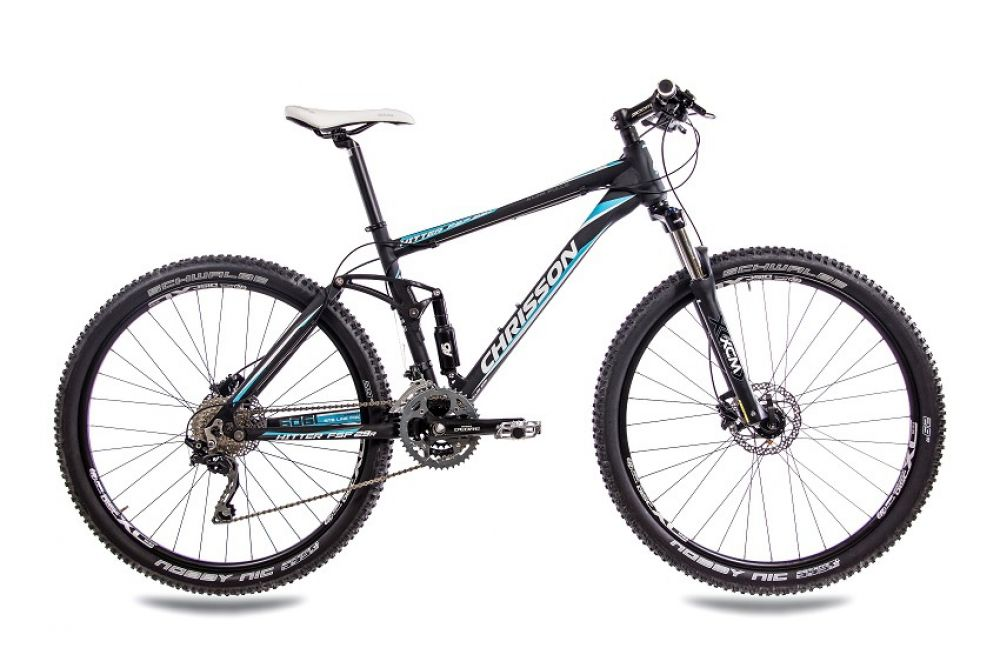 29 zoll alu mtb mountainbike fully chrisson hitter fsf. Black Bedroom Furniture Sets. Home Design Ideas
