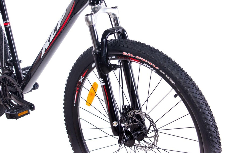 27 5 zoll mountain bike fahrrad kcp garriot 21g shimano. Black Bedroom Furniture Sets. Home Design Ideas