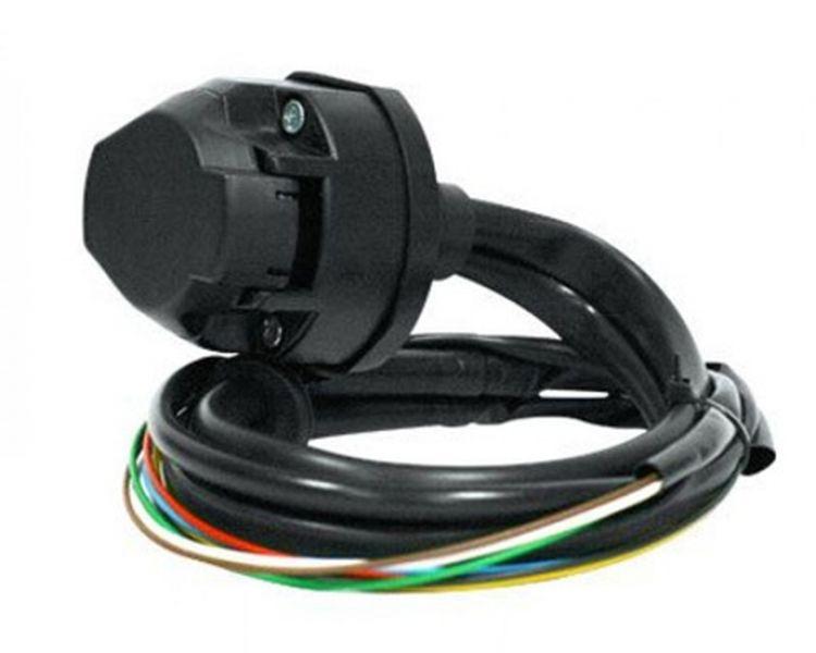 Kit elettrico specifico 13-poli per gancio di traino Dodge Caliber dal 2006