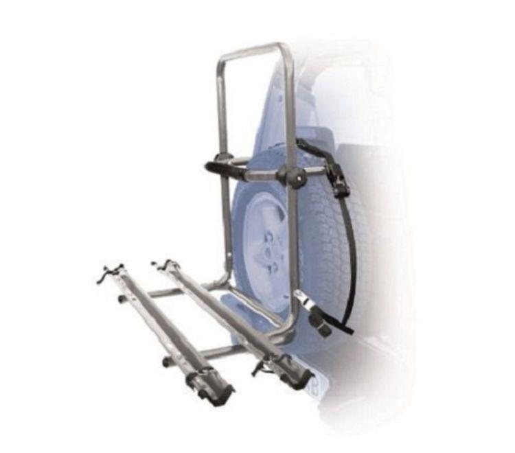 Peruzzo Portasci Alluminio Brennero 4X4