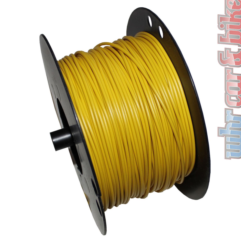 Hella KFZ-Kabel FLY Fahrzeugleitung 1,5 mm² blau Kupfer 1-adrig Meterware