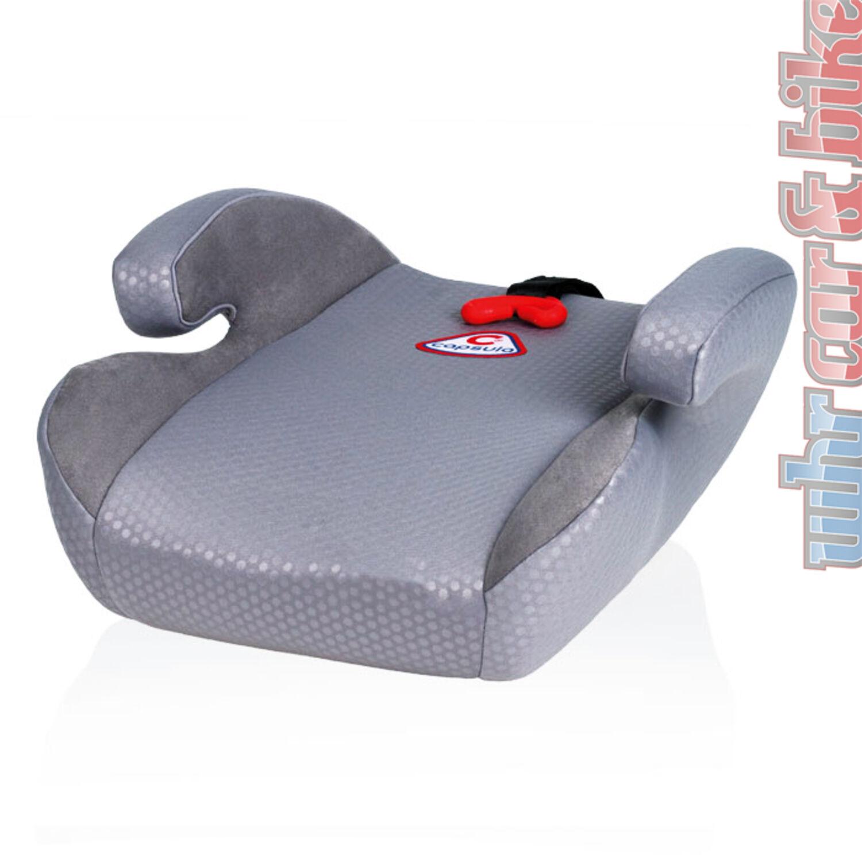 2x Heyner capsula JR4 Auto Kindersitz Sitzerhöhung