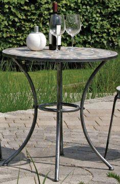 G2382 : Table de Jardin Rijeka,Mosaïque Meubles en Méditerranée ...
