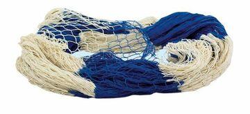 Baumwolle 230 cm Deko Reuse Natur Große Fischreuse mit 7 Bambusringen G4803