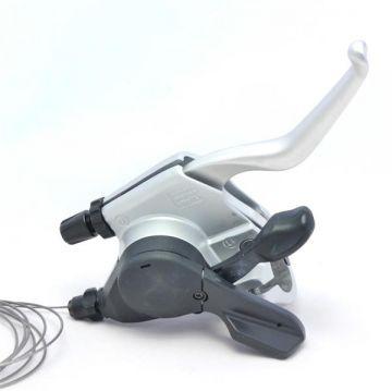 NEU Shimano Deore LX ST-M590 links 3-Fach 3x9 Bremshebel Schalthebel
