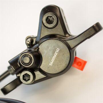 Rueda Trasera 1700mm Negro Shimano Deore Frenos Set BL-MT400 BR-MT400