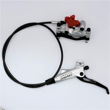2Pairs Bicycle Bike disc brake pads FOR Elixir AVID E1//3//5//7//9 ER//CR SRAM #R