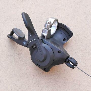Shimano Deore SLX SL-M7000 links 2//3x-Fach Schelle Schalthebel shifter NEU